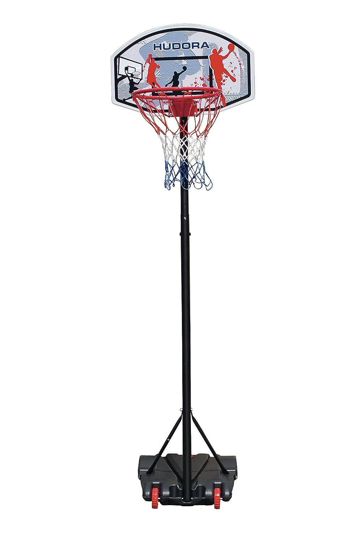 Hudora All Stars Canasta de baloncesto con soporte