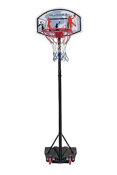Hudora 71655 All Stars - Canasta de Baloncesto con Soporte: Amazon ...