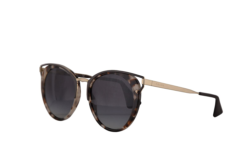 Amazon.com: Prada pr66ts anteojos de sol Spotted ópalo café ...