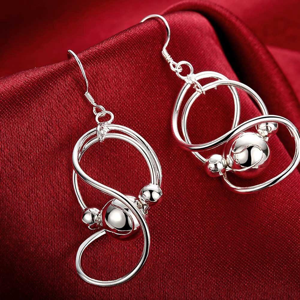 LEKANI Ms Earrings Crystal Gem Personalized Charm 2018 New Earrings LKNSPCE071