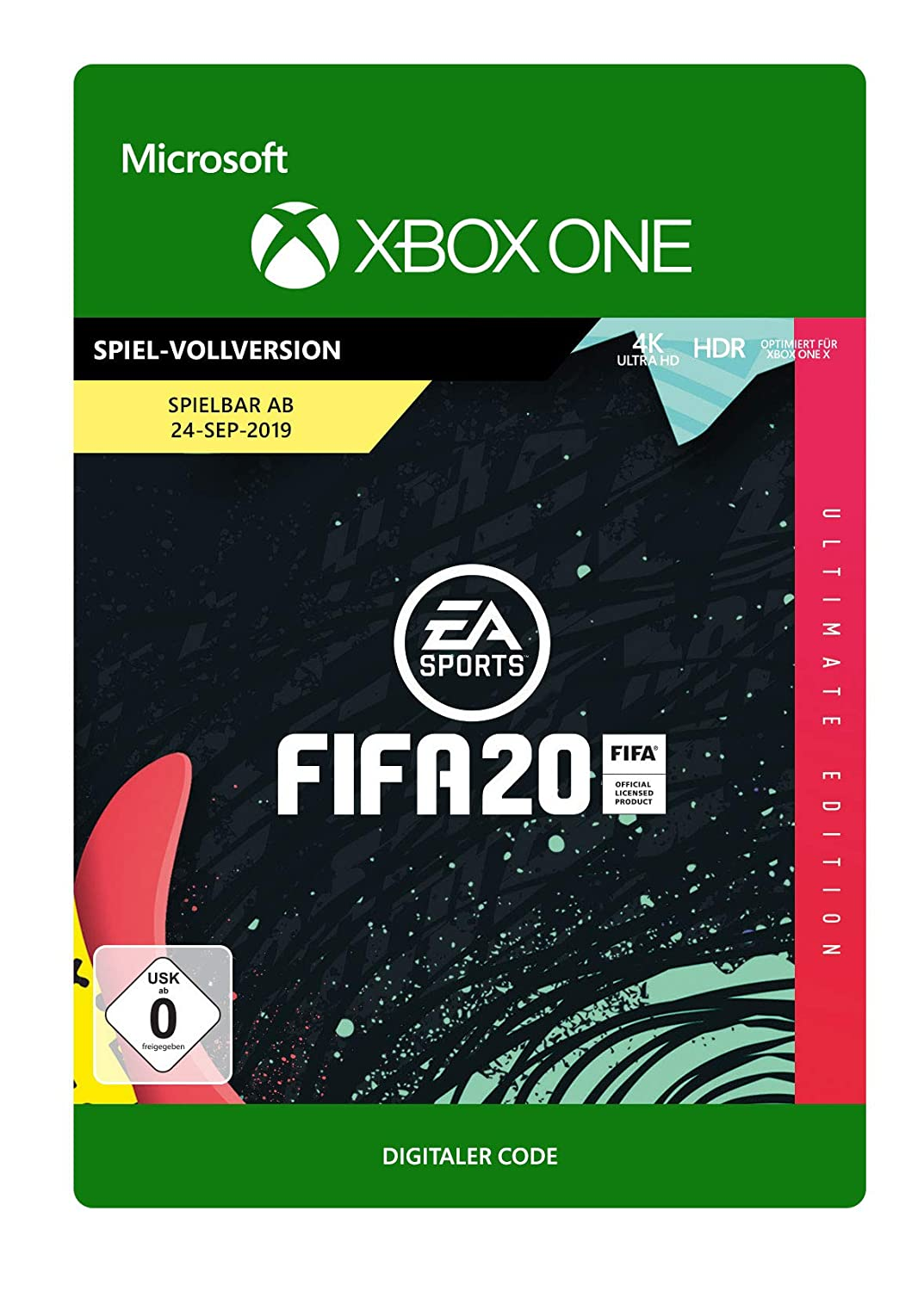 FIFA 20 Ultimate Edition Xbox One