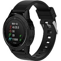 Senter 20mm Soft Silicone Sport Correa for Garmin fenix 5 /forerunner935 /quatix5 /quatix5 Sapphire/ Approach S60 /fenix 5s Smart Watch