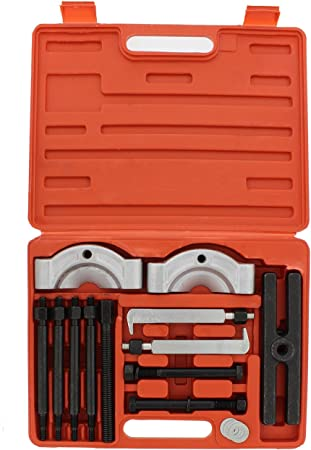 """14pcs Gear Puller and Bearing Separator Splitter Remover Tool Set 9//32/"""" to 3/"""""""
