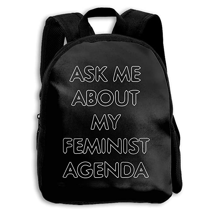 Amazon.com | Ask Me About My Feminist Agenda Male Supporter ...