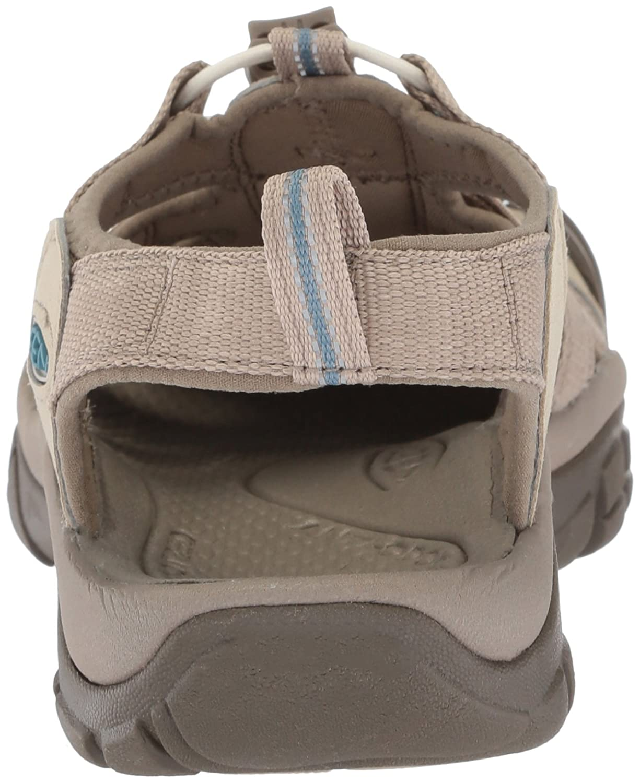 KEEN Women's Newport H2 Sandal B071Y4662Z 10.5 B(M) US|Plaza Taupe/Provincial Blue