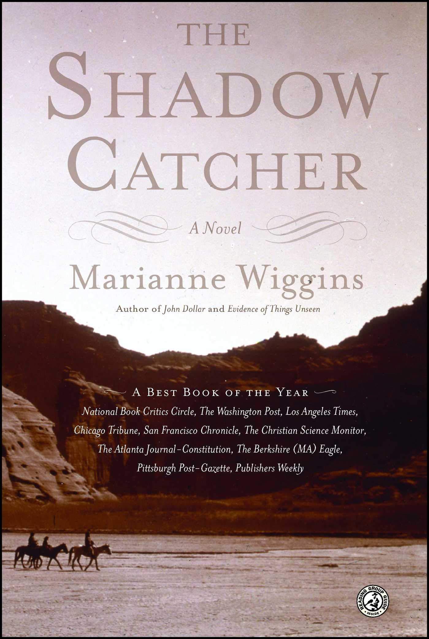 Amazon.com: The Shadow Catcher: A Novel (9780743265218): Wiggins, Marianne:  Books