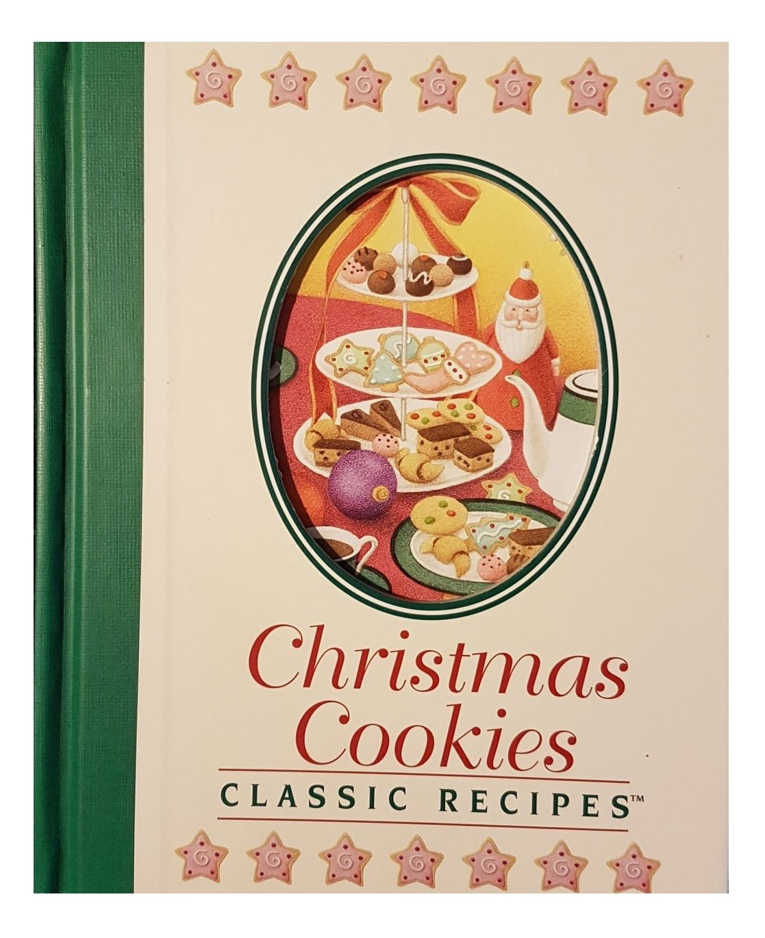 Christmas Cookies, Classic Recipes ebook