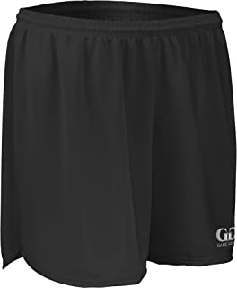 """product image for Game Gear PT403W 4"""" Performance Athletic Solid Sport Running Short with Inner Brief (Medium, Black)"""