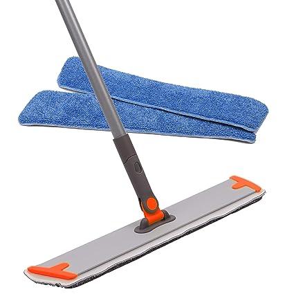 Amazon 18 Professional Microfiber Mop 3 Reusable Floor Mops