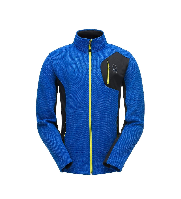 Spyder Herren Men's Bandit Full Zip Stryke Jacket Fleece-Oberbekleidung-Jacken