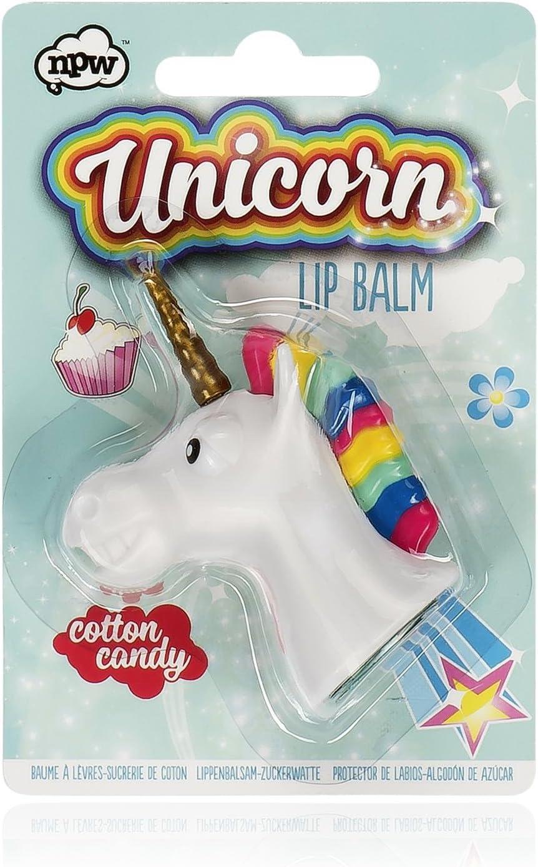 Crema/Bálsamo para los labios Unicorn - Cotton Candy: Amazon.es: Hogar
