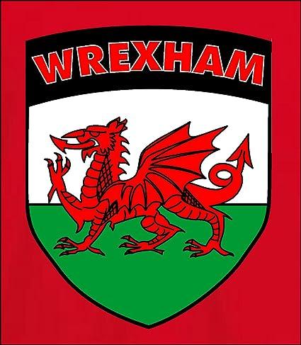 Camiseta Hombre Wrexham FC Manga Larga F?tbol - Todas Las Tallas