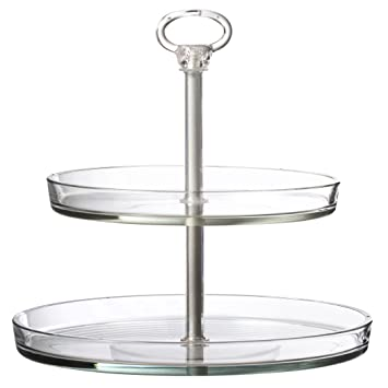Amici Home Palladio 2 Tier Cake Stand  sc 1 st  Amazon.ca & Amici Home Palladio 2 Tier Cake Stand: Amazon.ca: Home \u0026 Kitchen