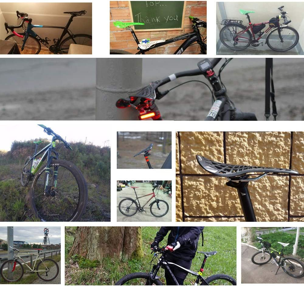 MTB BMX Road Mountain Cycling Bicycle Bike Fixed Gear Spyder Saddle Seat