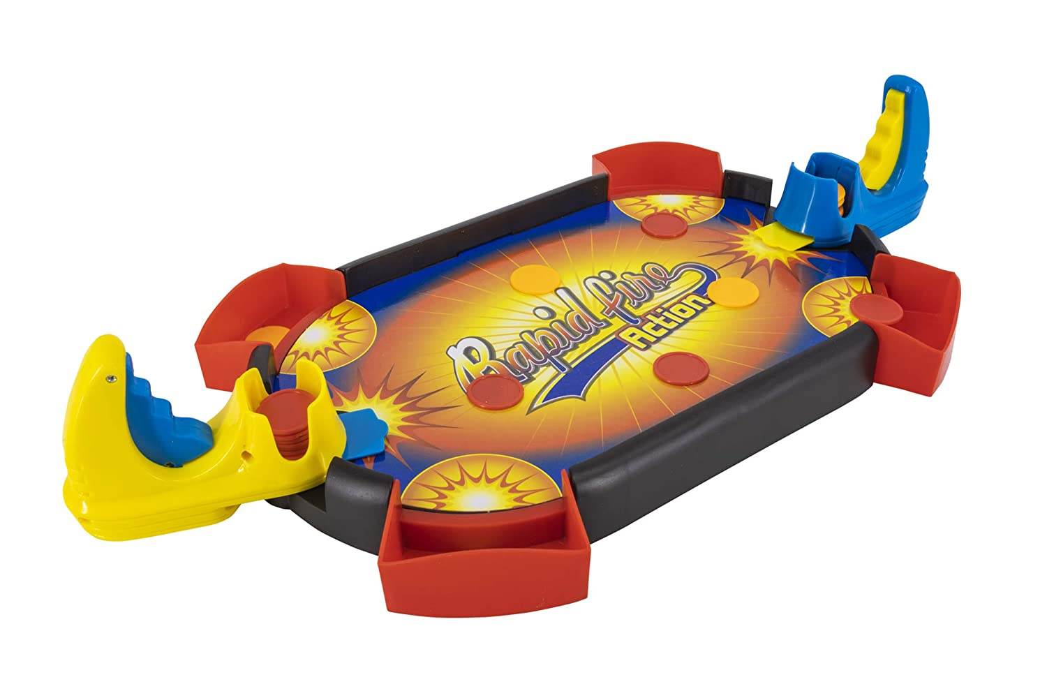 Juego Lanza Discos. Toys Outlet Rapid Fire Action 540275058