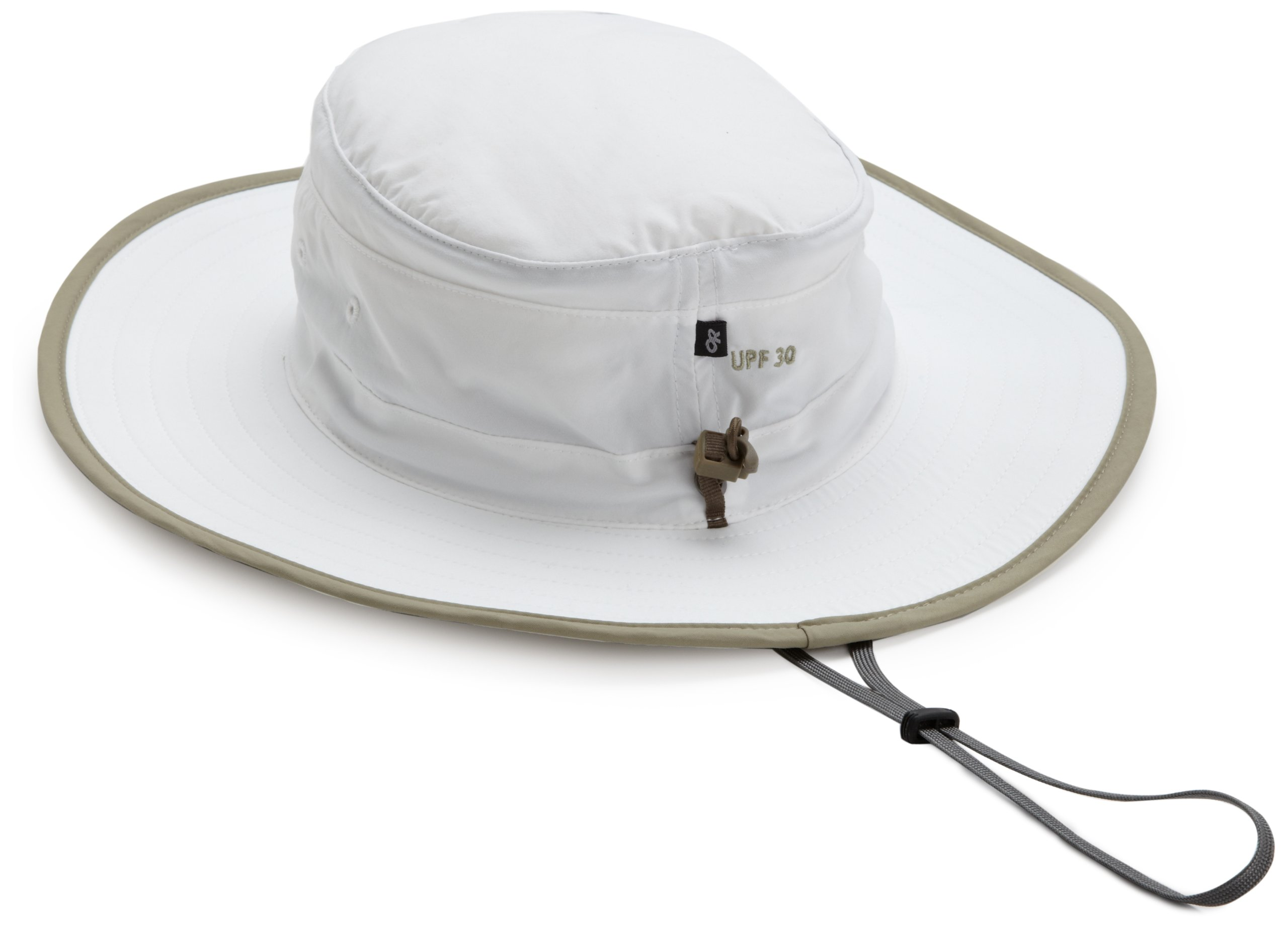 Outdoor Research Women's Solar Roller Sun Hat, White/Khaki, Medium by Outdoor Research (Image #2)