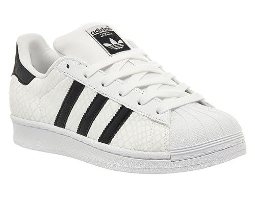 WIE NEU ADIDAS SUPERSTAR FOUNDATION Herren Schuhe Sneaker