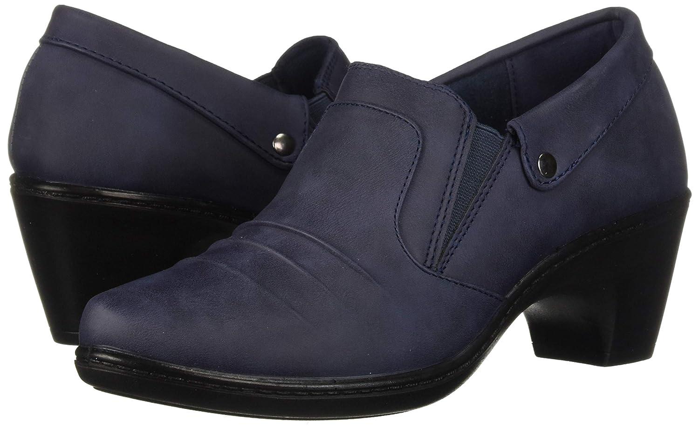 promo code ad219 336c4 ... Easy Street Women s Bennett Ankle Bootie Bootie Bootie B0714QNVG8 12 W  US Navy 5f0160 ...