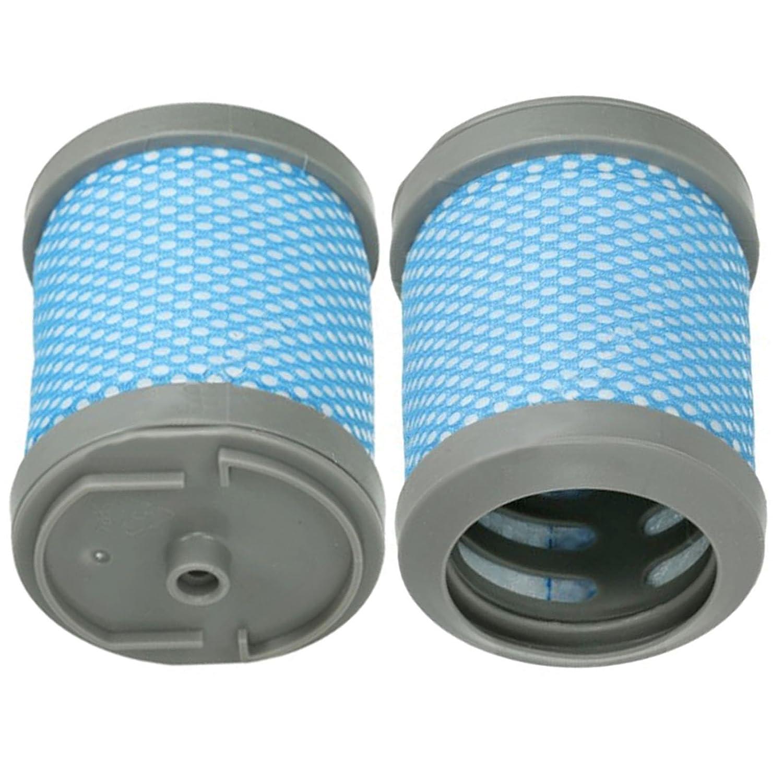 Spares2go compatibili con aspirapolvere Hoover serie Freedom FD22 Filtri post-motore lavabili T113 confezione da 2