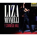 Liza Minnelli at Carnegie Hall