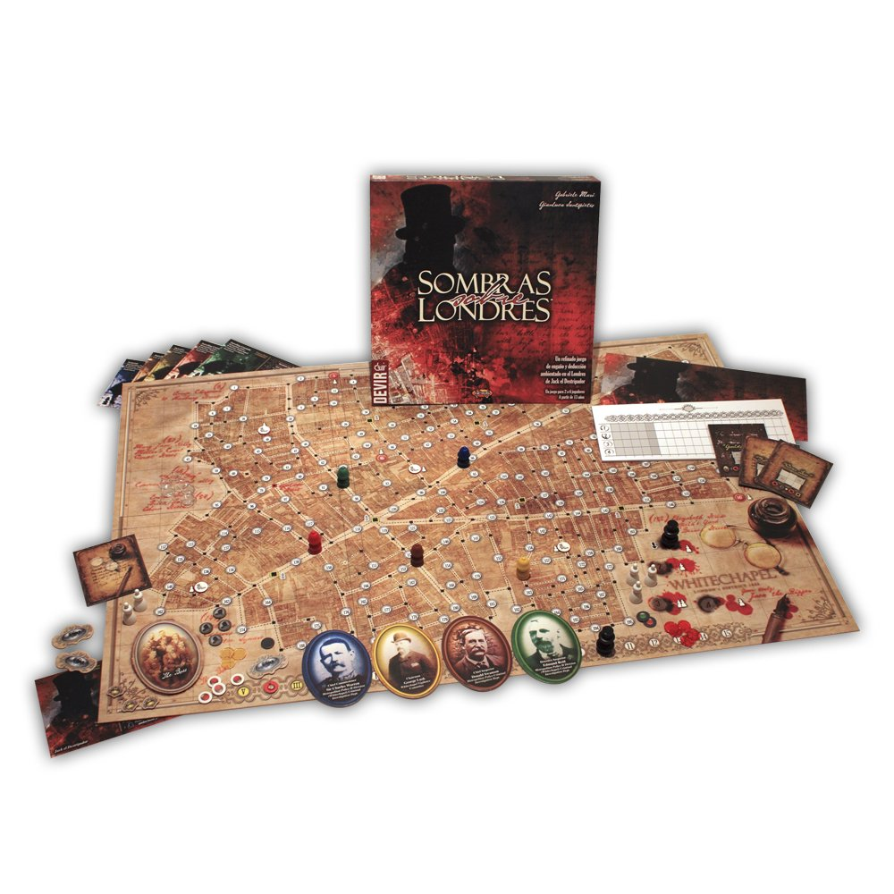 Letters From Whitechapel Amazon Toys & Games