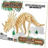 Professor Puzzle - UK Dinosaur Construction Kit Styracosaurus Jigsaw Puzzle