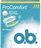 o.b. 0083299 Normal Pro Comfort Tampons - 56-Piece