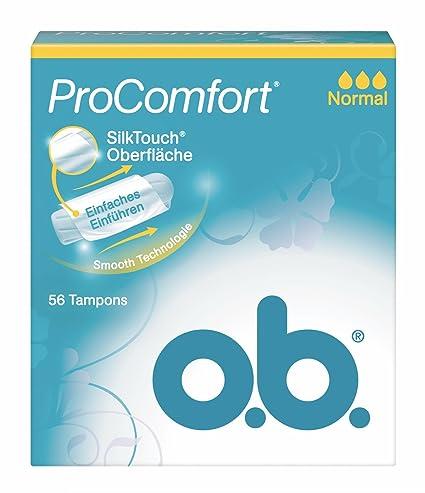 Amazon | O.b. ProComfort Norma...