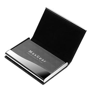 Amazon Maxgear Business Card Holder Slim Business Card Case