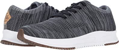 Tall Boy Trainer Knit Lace-Up Shoe