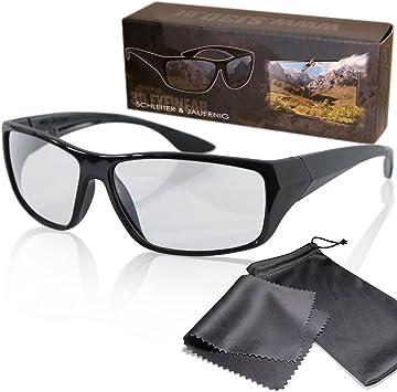 Gafas 3D pasiva para RealD - Negro y deportivo - Polarizadas ...