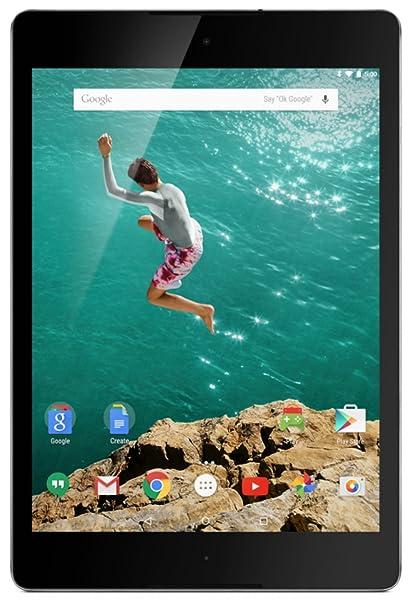 "Google Nexus 9 - Tablet de 8.9"" (Bluetooth 4.0 + WiFi, 32 GB"