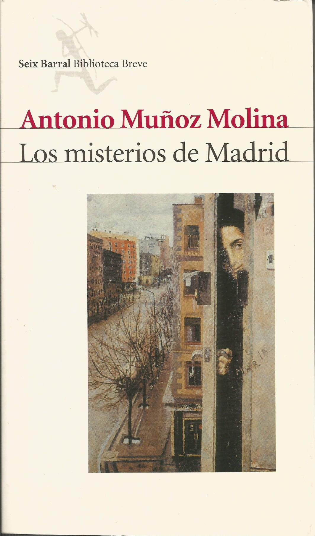 Los misterios de Madrid (Saiakera): Amazon.es: Muñoz Molina, A.: Libros