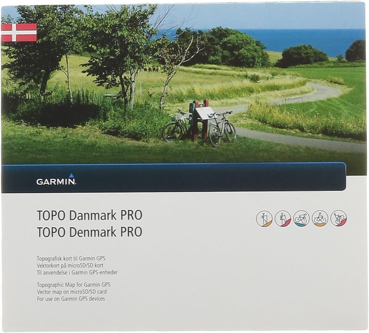 Garmin Topo Denmark Pro, 010-11836-01: Amazon.es: Deportes y aire libre