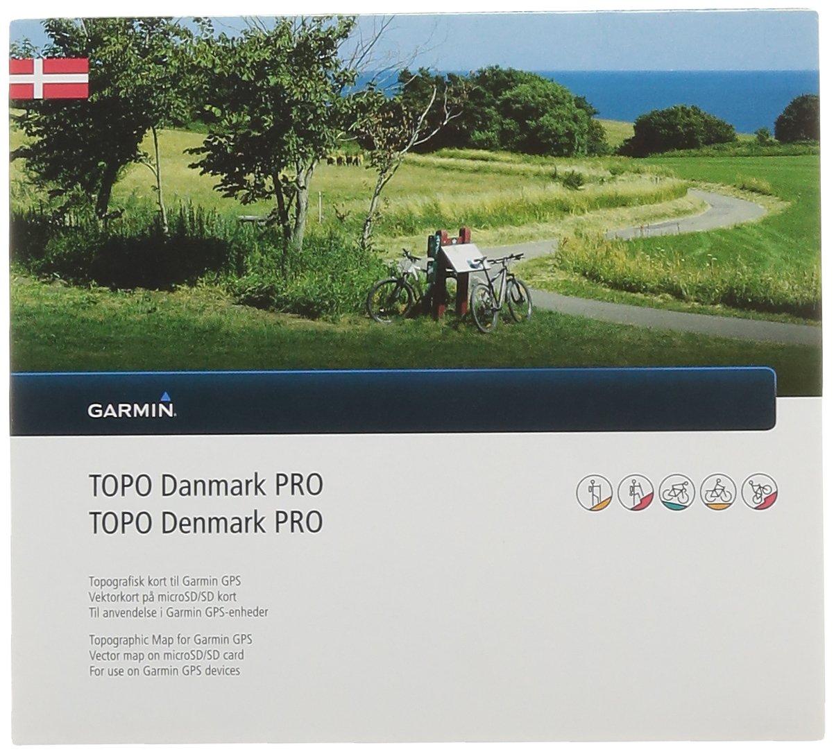 Garmin 64 Topo Denmark Pro 11836 01 Amazon Co Uk Sports Outdoors