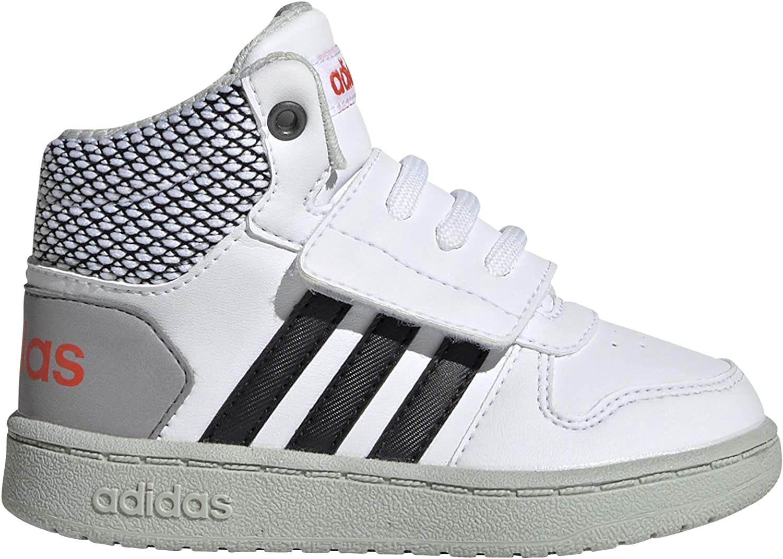 abeja Segundo grado Pintura  Amazon.com | adidas Shoes Kids Sneakers Fashion School Sports Hoops MID 2  Infants Boys (23.5 EU - UK 6.5K - US 7K) | Sneakers