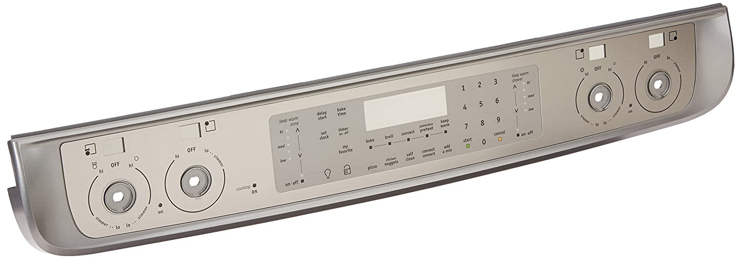 Frigidaire 318922144 Range/Stove/Oven Touchpad and Control Panel