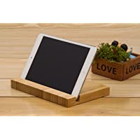 Deals on Portable Bamboo Tablet iPad Holder