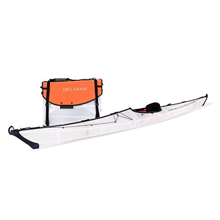 Oru Kayak Foldable Kayak – Stable, Durable, Lightweight Folding Kayaks for Adults and Youth – Lake, River, and Ocean Kayaks – Perfect Outdoor Fun Boat for Fishing, Travel, and Adventure