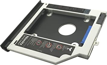 ultracaddy 2 nd HDD SSD disco duro Caddy para ASUS X555 F555 ...