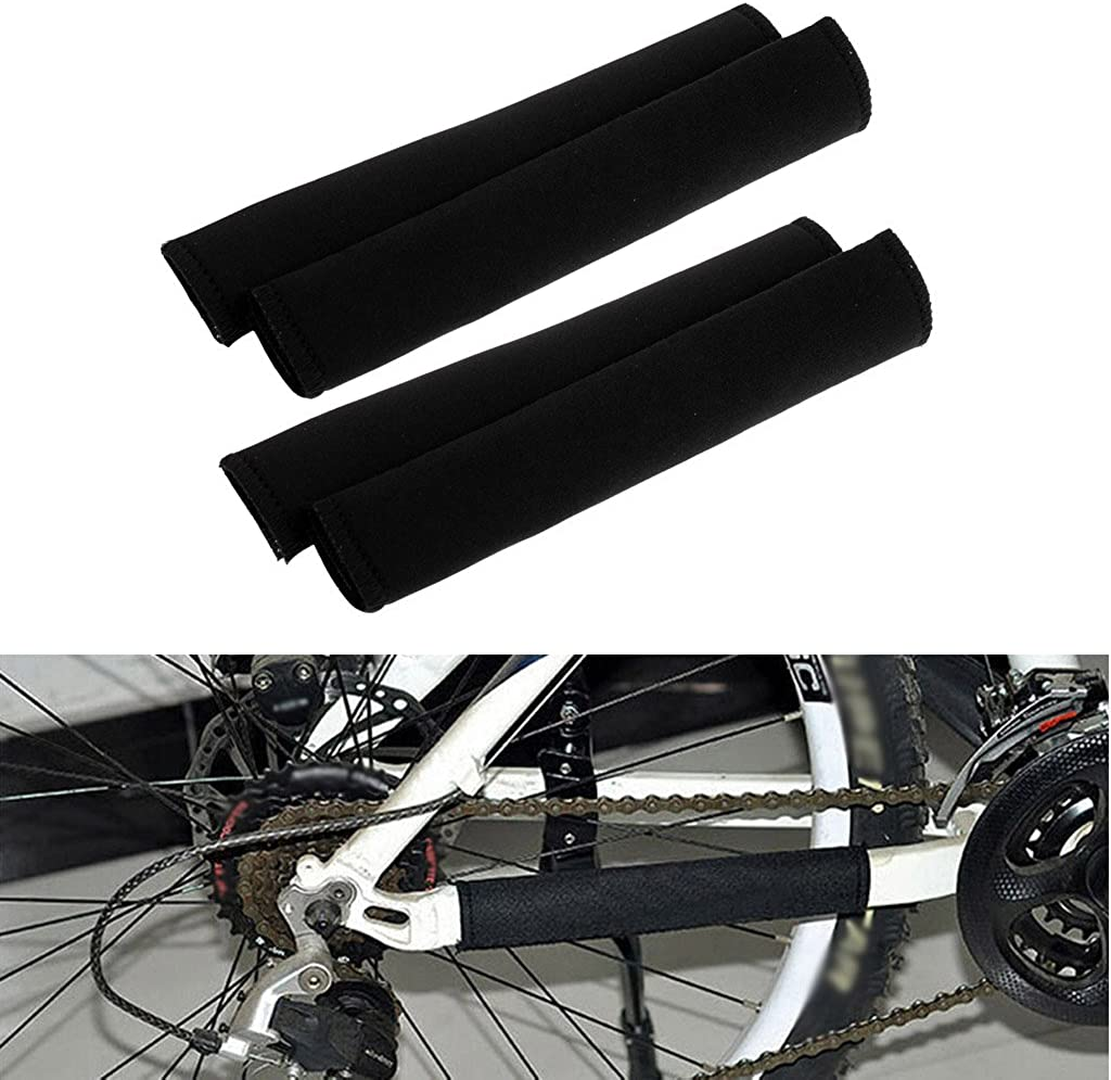 MTB Cycling Bicycle Chain Chainstay Protective Cover Anti-scratch Guard Kit