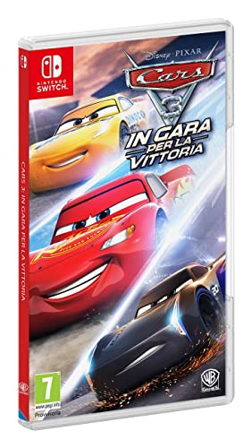 a4637d6cd0 Cars 3 - Nintendo Switch: Warner Bros. Interactive Entertainment ...