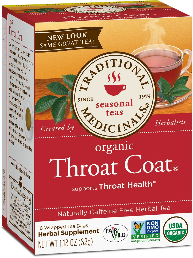 Image result for throat coat tea