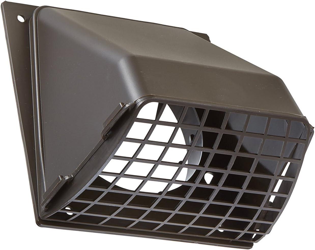 Lambro Industries Dryer Vent Hood (Brown)