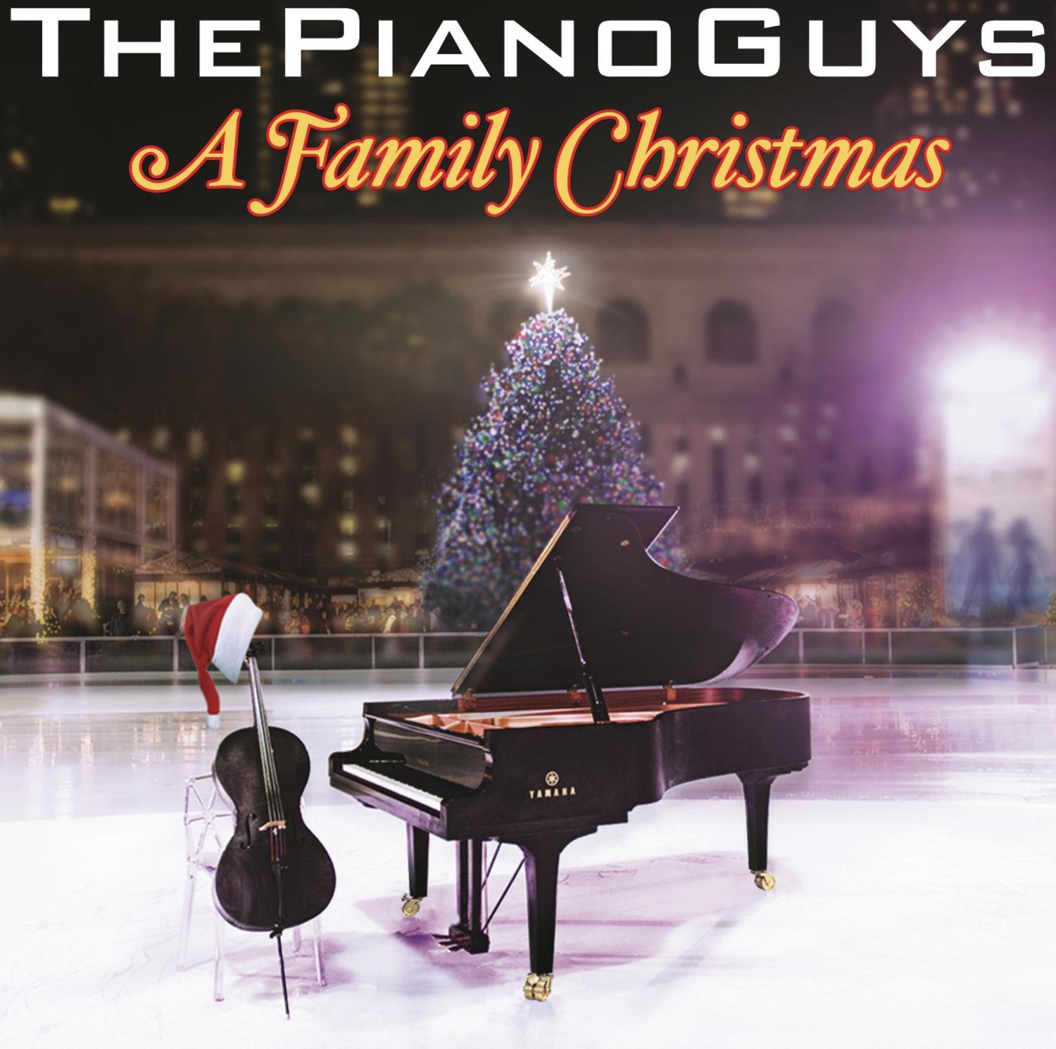 The Piano Guys - A Family Christmas - Amazon.com Music