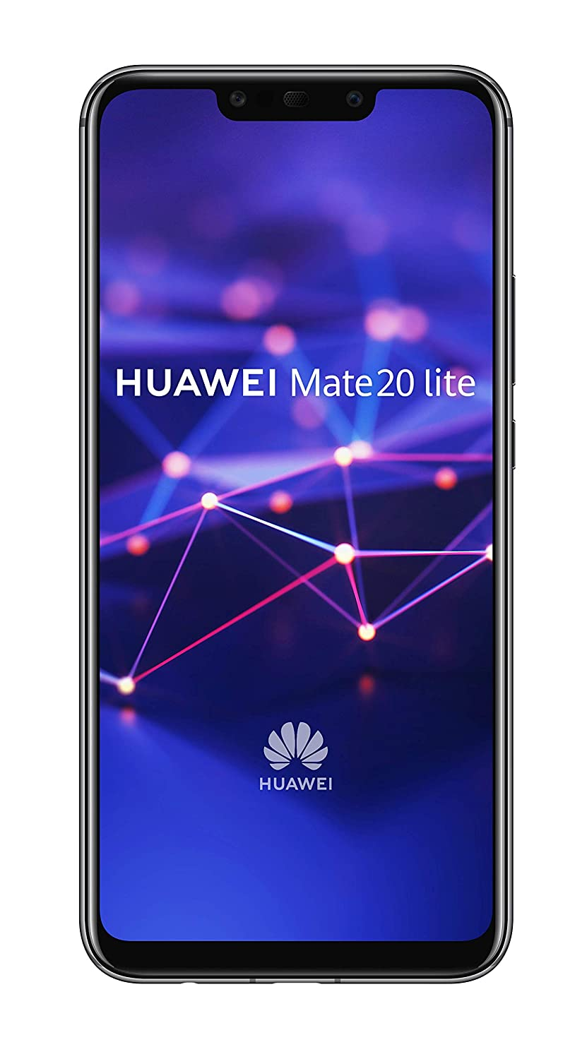 Huawei Mate20Lite 4 GB/64 GB Dual SIM Smartphone - Black (West European)