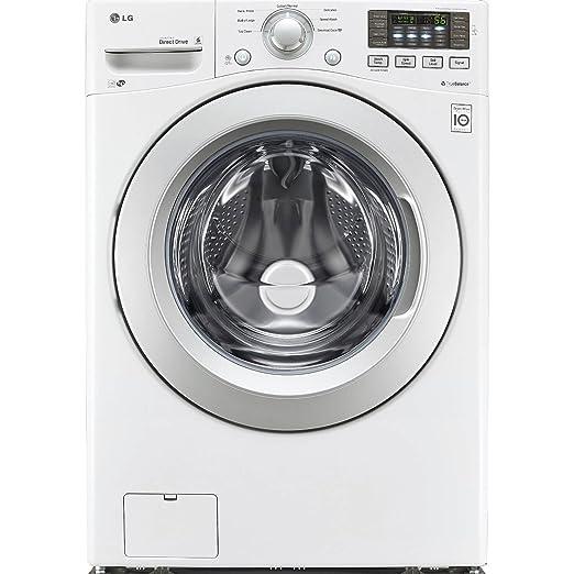 Amazon.com: LG wm3170cw 4,3 CU. FT. Color blanco apilables ...