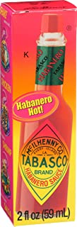 product image for Tabasco Mcilhenny Habanero Hot Sauce, 2 Ounce
