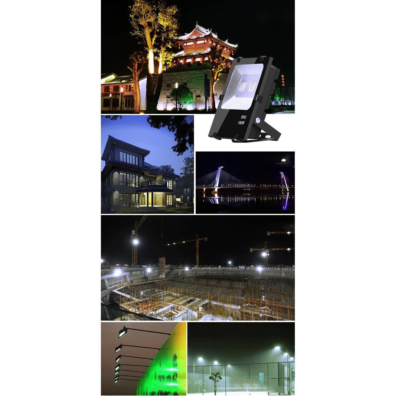 Csndice Home Projecteur, la lumière extérieure menée IP65