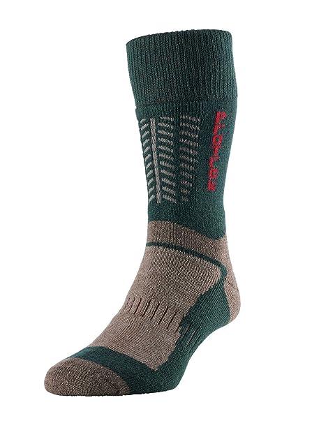 HJ Hall ProTrek hj834 Explorer 42% lana merina Térmico Calcetines para botas de senderismo/disponible en Reino Unido Tallas 3 hasta 13 Verde verde botella: ...